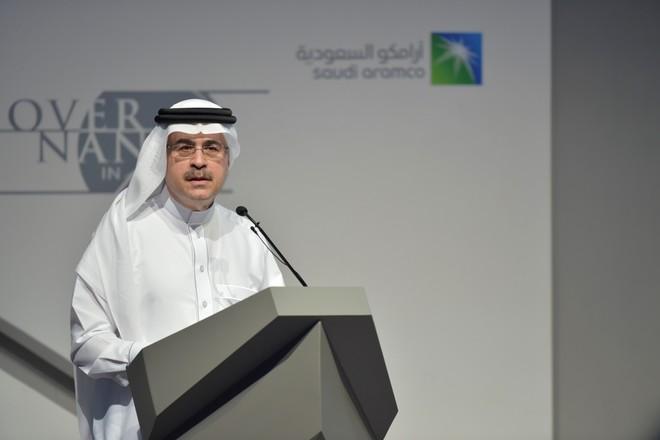 أمين الناصر: بدأنا نشاهد بوادر أولية لتعافي الطلب على الطاقة خلال الربع الثالث