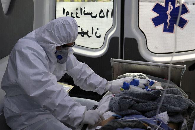 إيران تسجل 7501 إصابة جديدة بكورونا