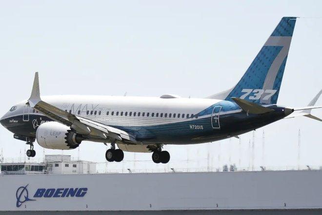"""منذ 2019.. إصدار أول شهادة صلاحية لـ """"بوينج 737 ماكس"""""""