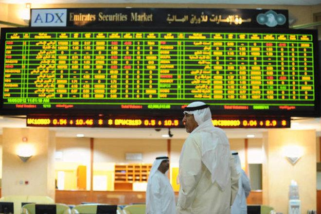بورصة أبوظبي تتقدم المكاسب في أسواق الخليج