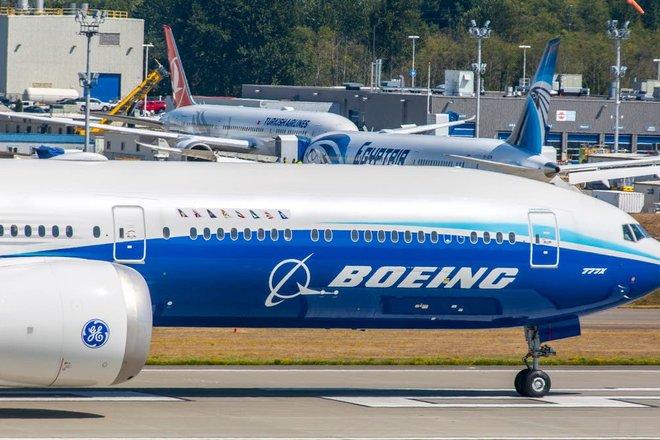 بوينج ترجئ الطائرة 777 إكس وتعلن عن خسائر ضخمة