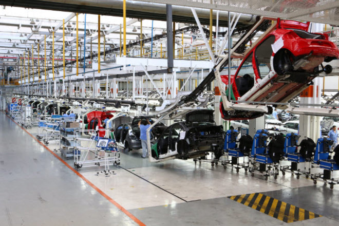 نمو نشاط المصانع في البرازيل في يناير يسجل أدنى مستوى منذ يونيو