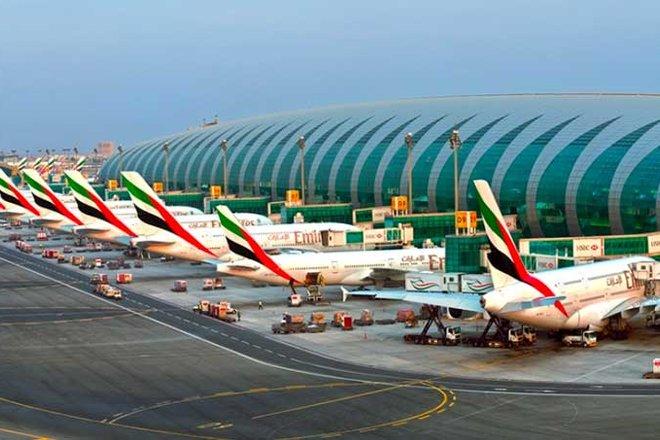 حركة مطار دبي تتراجع 70 بالمئة في 2020 على خلفية فيروس كورونا