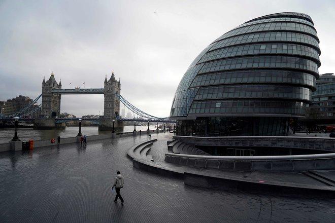 بفعل تعزيز القيود.. المركزي البريطاني يتوقع انكماش الاقتصاد خلال الربع الأول