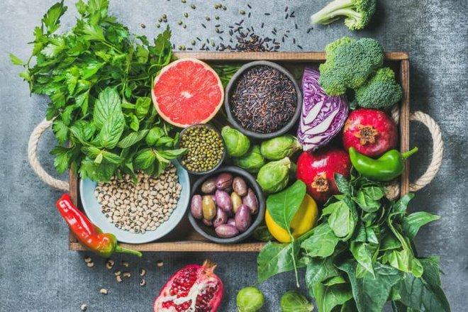 دراسة: النظام الغذائي النباتي قد يكون له تأثير على صحة العظام