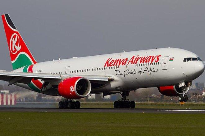الخطوط الجوية الكينية تعلق الرحلات الداخلية بسبب ارتفاع إصابات كورونا