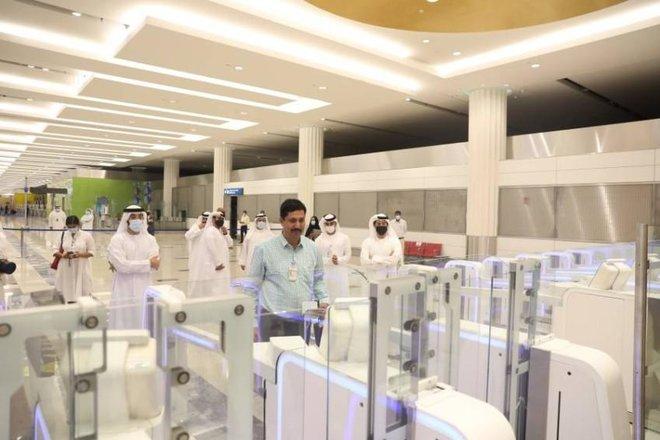 تقنية جديدة لإنهاء الإجراءات بمطار دبي الدولي في 9 ثوان ودون تلامس