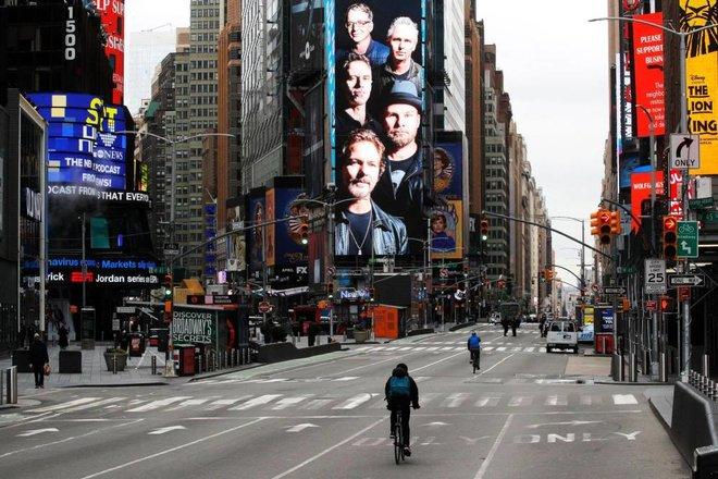 سكان نيويورك يعيدون اكتشاف مدينتهم بعدما هجرها السياح خلال الجائحة