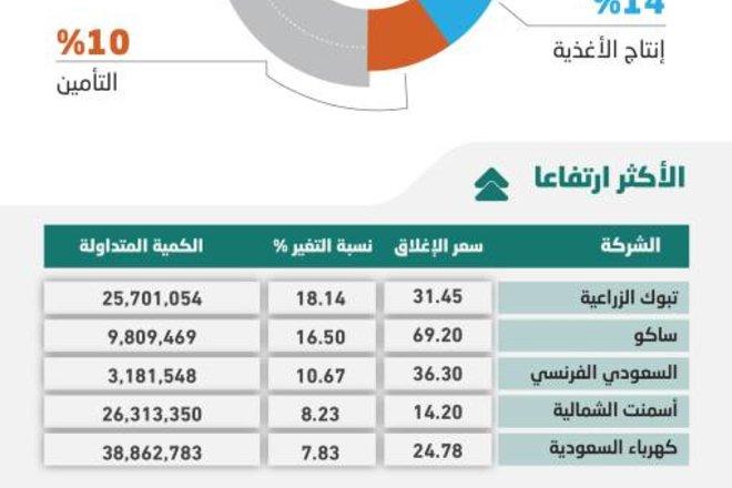 أعلى مستوى للأسهم السعودية منذ أكتوبر 2014 .. والمحفزات شرط لمواجهة الضغوط البيعية