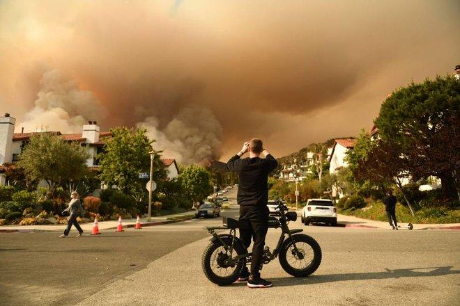 تصوير دخان