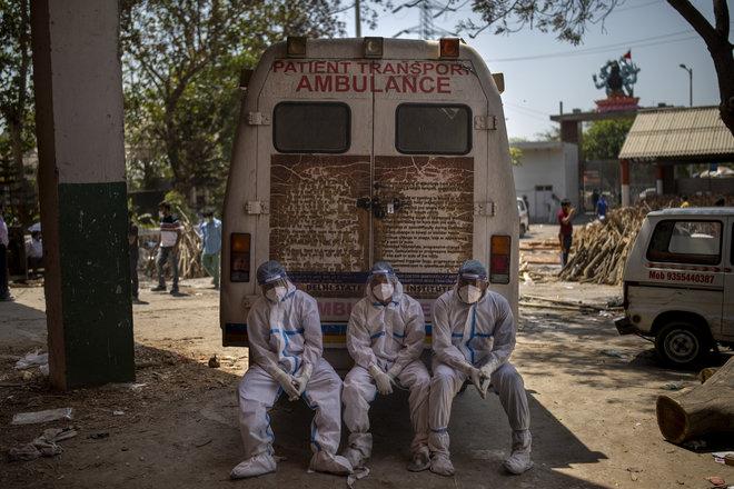 رقم قياسي جديد.. 3780 وفاة بكورونا في الهند خلال الساعات الأربع والعشرين الماضية