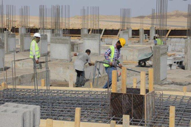 2.8 مليون موظف وموظفة يعملون في منشآت قطاع المقاولات السعودية
