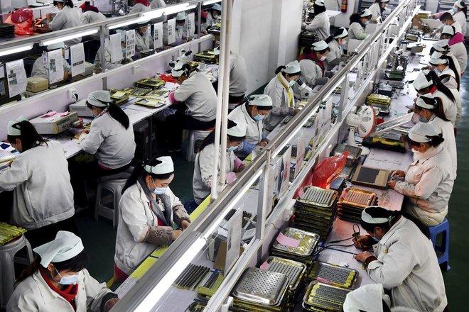 نشاط المصانع في الصين يتراجع خلال يوليو بسبب ضعف الصادرات