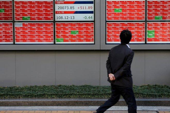 أسهم اليابان تغلق مرتفعة بفضل أرباح الشركات والعوائد الأمريكية
