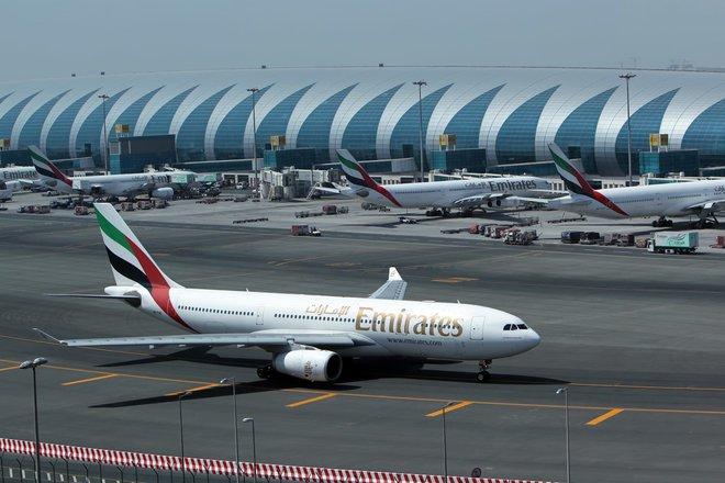 تراجع عدد المسافرين من مطار دبي بنحو 41 % في النصف الأول