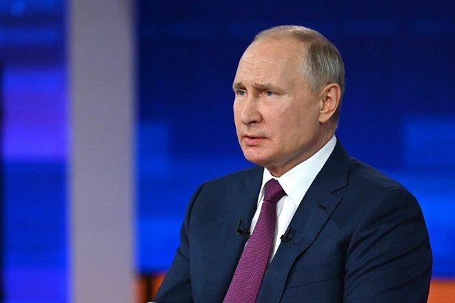 الرئيس الروسي : تنظيم المفوضية الأوروبية الأرعن سبب ارتفاع أسعار الغاز