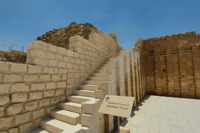 مصر تعيد افتتاح مقبرة الملك زوسر للسياح بعد ترميم استغرق 15 عاما