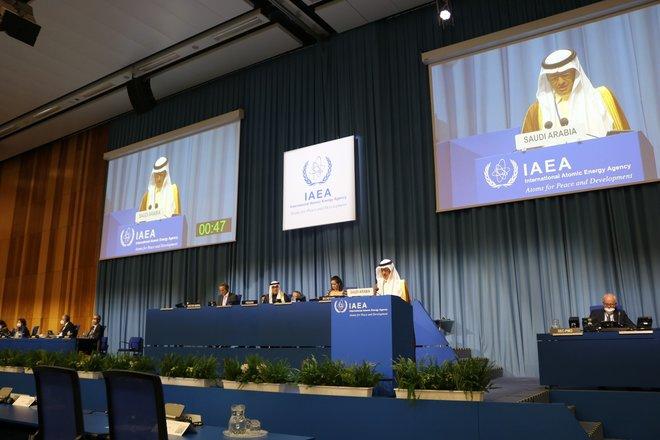 وزير الطاقة : السعودية ملتزمة بسياستها للاستخدام السلمي للطاقة النووية