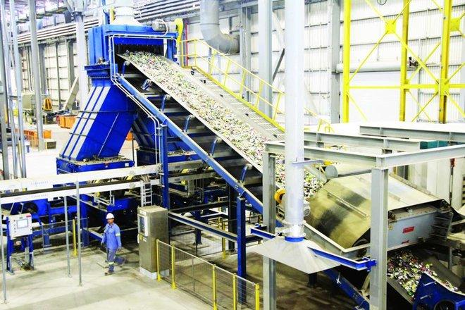 سرك  لـ الاقتصادية : إعادة تدوير 5 % من النفايات .. وبدء مشاريع لزيادة المعدلات عبر تحالفات
