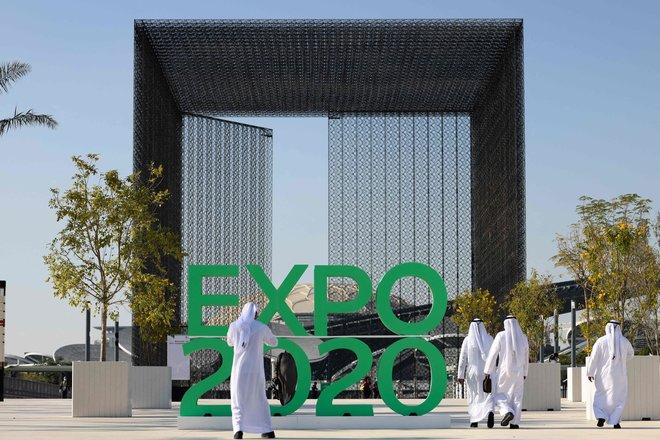 """""""إكسبو 2020"""" في دبي أكبر حدث عالمي منذ تفشي الوباء"""