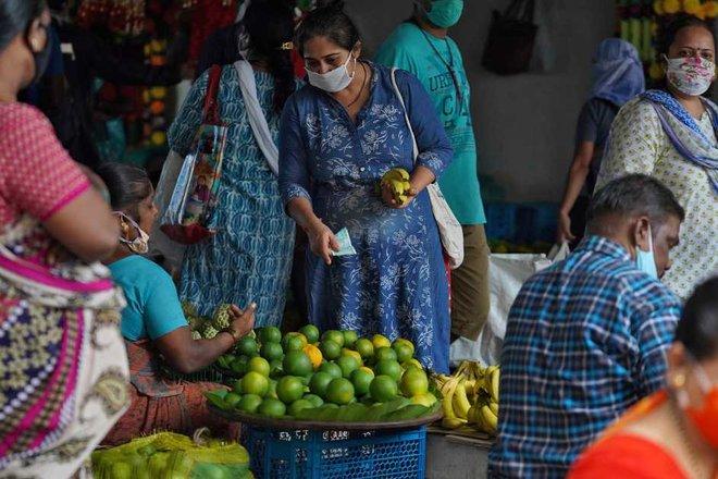 وزارة المالية الهندية تتوقع تعافي أسرع للاقتصاد خلال بقية العام المالي
