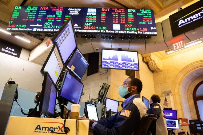 الأسهم الأمريكية تبدأ تعاملاتها على زيادة مع إعلان البنوك عن أداء فصلي قوي