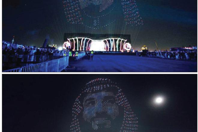 ليلة استثنائية .. إطلاق موسم الرياض