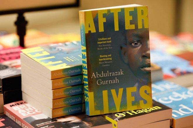 الكاتب التنزاني عبد الرزاق جرنة يفوز بجائرة نوبل للأدب