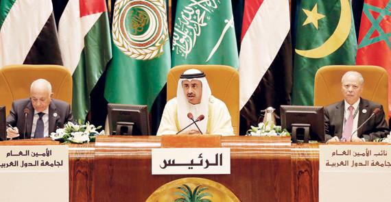 وزراء الخارجية العرب يطالبون بتوفير حماية دولية للشعب الفلسطيني