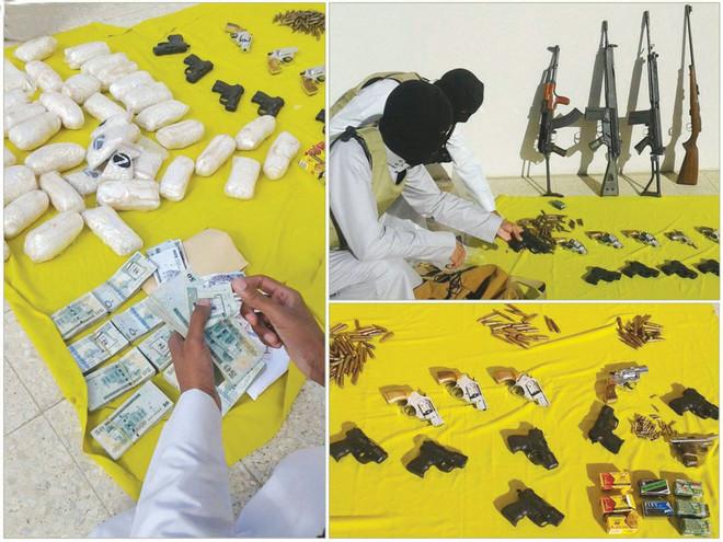 «الداخلية»: النظام السوري يحصل على تمويل من تهريب المخدرات للمملكة