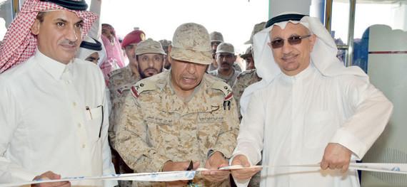 العربي الوطني يدشن فرعا جديدا في مدينة الملك خالد العسكرية صحيفة الاقتصادية