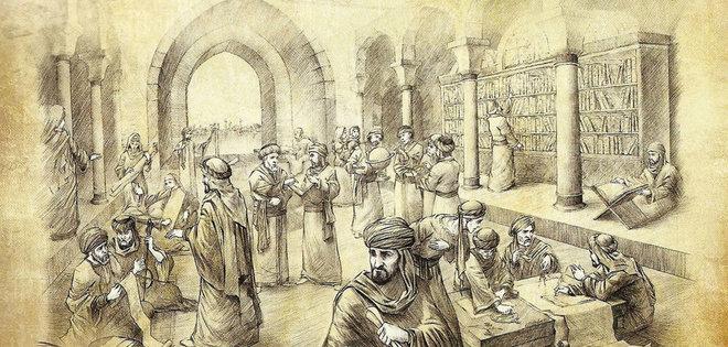بيت الحكمة أسسها الرشيد وطورها المأمون بالإرث اليوناني صحيفة الاقتصادية