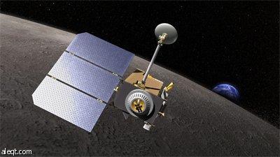 """المسبار الامريكي """"ال ار او"""" وصل الى مدار القمر"""