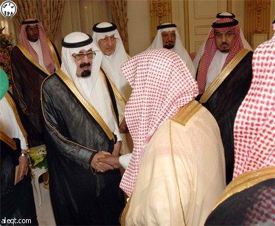 الملك يستقبل أشقاء وأبناء الشيخ عبدالله بن جبرين رحمه الله صحيفة الاقتصادية