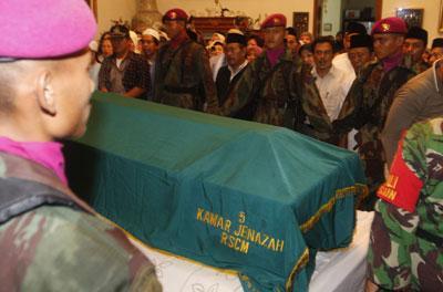 وفاة الرئيس الإندونيسي الأسبق عبدالرحمن وحيد