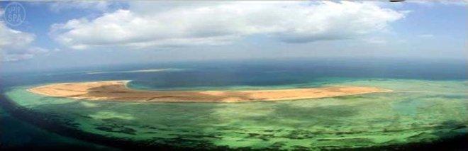 جزيرة أمنة في جازان جمال يجذب الأهالي وفرصة استثمارية متاحة أمام المستثمرين