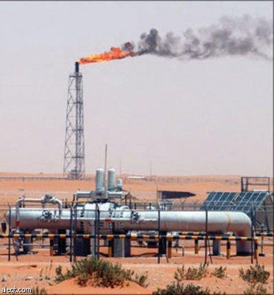 """اكتشاف حقل غاز قرب طريف .. """"الجلاميد 3"""" عصر سعودي جديد"""