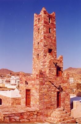 ترميم مسجد ثالث ملوك الدولة السعودية الأولى في قرية طبب