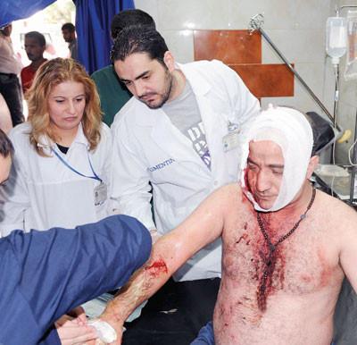 المرصد السوري: الطيران يشن أعنف غاراته منذ بدء الثورة