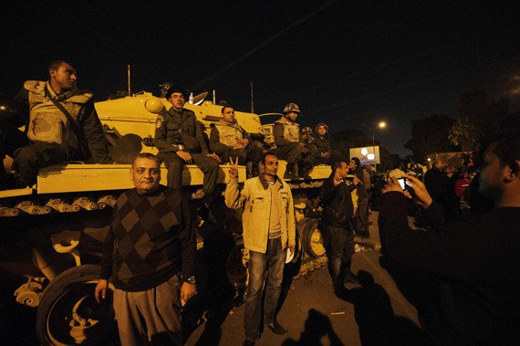 المعارضة المصرية ترفض الحوار مع مرسي في ظل استمرار الاحتجاجات ضده