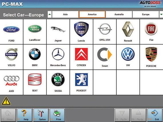برمجيات احترافية لفحص أعطال السيارات عبر نظم الأجهزة الذكية تدعمها شركات السيارات صحيفة الاقتصادية