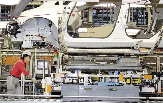 430 مليار دولار أرباح 26 دولة من تصنيع السيارات