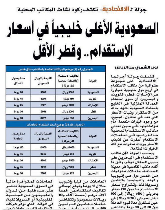 مكاتب استقدام الرياض
