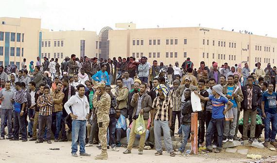 ترحيل الإثيوبيين لم يكلفهم هللة واحدة