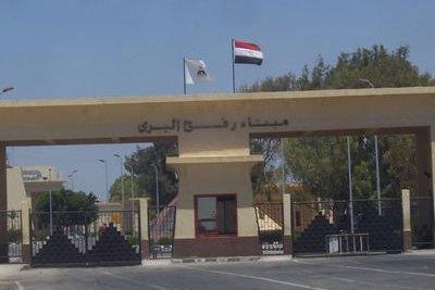 حماس: إغلاق مصر لمعبر رفح جريمة ضد الإنسانية
