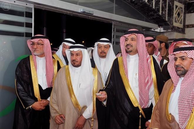 أمير الجوف يدشن مستشفى الملك عبدالعزيز التخصصي ومستشفى الأمير متعب بن عبدالعزيز صحيفة الاقتصادية