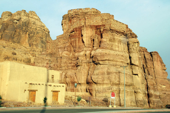 قلعة موسى بن نصير .. أقدم مبنى في العلا على الوادي الخصيب