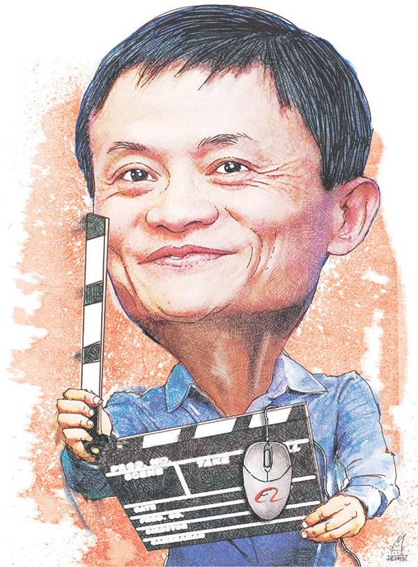 13مليار دولار ثروة جاك ما مؤسس «علي بابا» الصينية