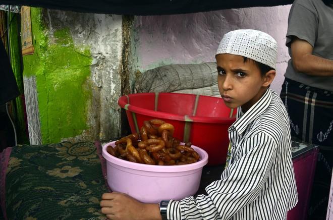 قصة رمضانية مصورة (20)