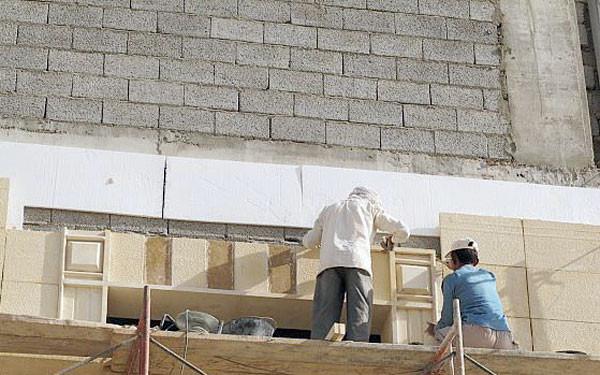 كفاءة 6 طرق للعزل الحراري للجدران في المباني صحيفة الاقتصادية